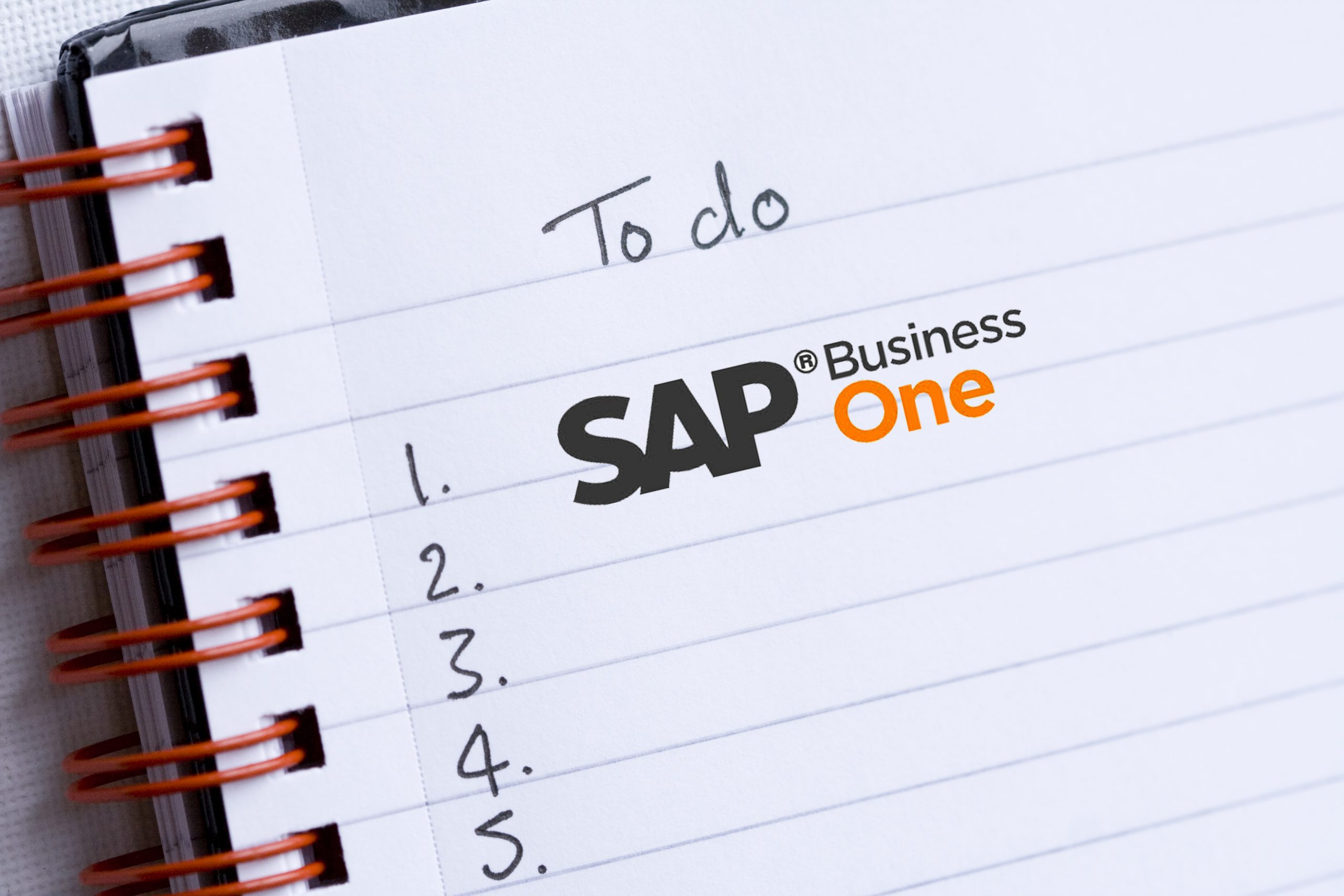 To-Do List Automation with SAP Business One