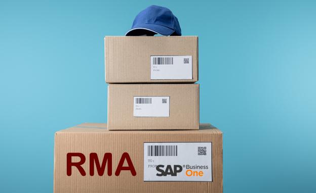 SAP Business One 9.3 Feature Spotlight Return Materials Authorization (RMA)